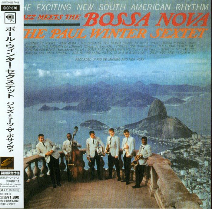 Jazz Meets The Bossa Nova image